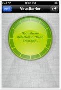 VirusBarrier imagem 2 Thumbnail