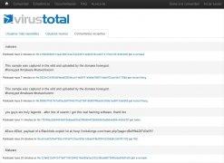 VirusTotal imagen 5 Thumbnail