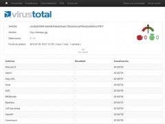 VirusTotal imagen 6 Thumbnail