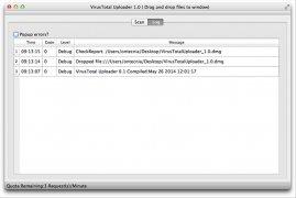 VirusTotal Uploader imagen 3 Thumbnail