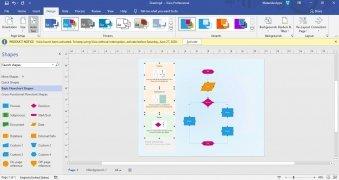 Microsoft Visio image 1 Thumbnail