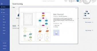 Microsoft Visio imagen 5 Thumbnail