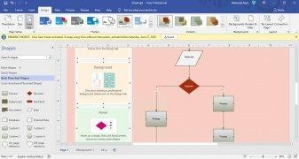 Microsoft Visio image 7 Thumbnail