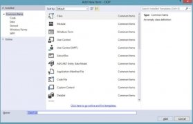 Visual Basic 2013 Express immagine 5 Thumbnail