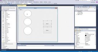Visual C# 2013 Express image 1 Thumbnail