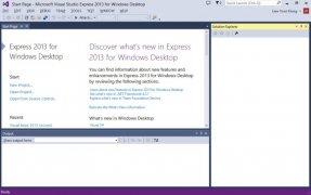 Visual C# 2013 Express image 2 Thumbnail