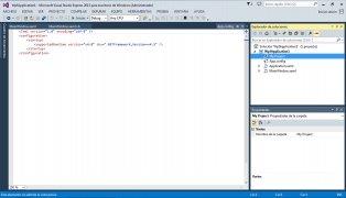 Visual C# 2013 Express imagen 7 Thumbnail