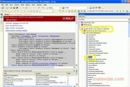 Visual Studio 2002 SP1 bild 2 Thumbnail