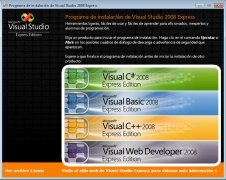 Visual Studio 2008 bild 1 Thumbnail