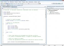 Visual Studio 2008 bild 2 Thumbnail