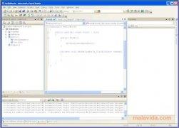 Visual Studio 2008 SP1 imagen 1 Thumbnail