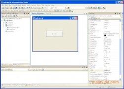 Visual Studio 2008 SP1 immagine 2 Thumbnail