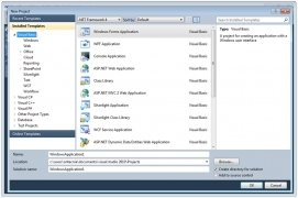 Visual Studio 2010 immagine 2 Thumbnail