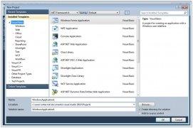 Visual Studio 2010 imagen 2 Thumbnail