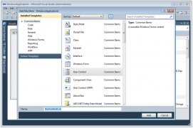 Visual Studio 2010 imagen 3 Thumbnail