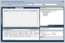 Visual Studio 2010 imagen 4 Thumbnail