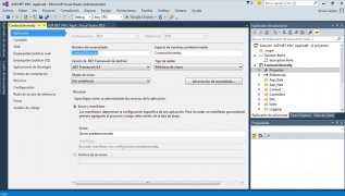 Visual Studio 2015 bild 1 Thumbnail