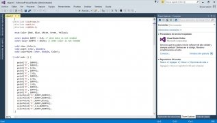 Visual Studio 2015 bild 2 Thumbnail