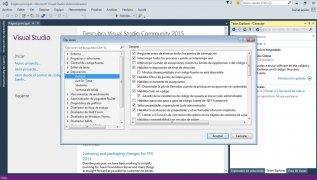 Visual Studio 2015 bild 3 Thumbnail