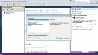 Visual Studio 2015 bild 4 Thumbnail