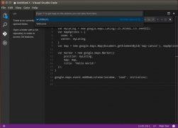 Visual Studio Code bild 3 Thumbnail