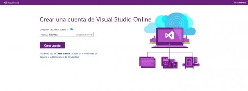 Visual Studio Online imagen 1 Thumbnail