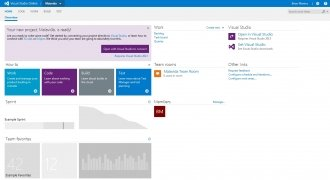 Visual Studio Online immagine 3 Thumbnail