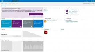 Visual Studio Online imagen 3 Thumbnail