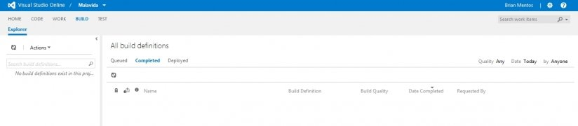 Visual Studio Online imagen 6 Thumbnail