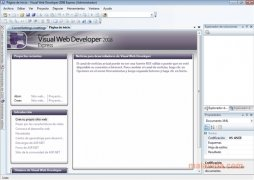 Visual Web Developer bild 1 Thumbnail