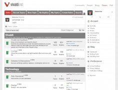 Vivaldi.net imagen 3 Thumbnail