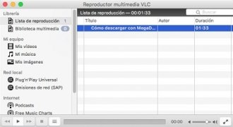 VLC Media Player bild 1 Thumbnail