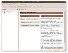 VMWare  Workstation 8.0.2.591240 imagen 1