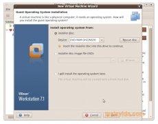 VMWare  Workstation 8.0.2.591240 imagen 2
