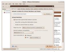 VMWare  Workstation 8.0.2.591240 imagen 4