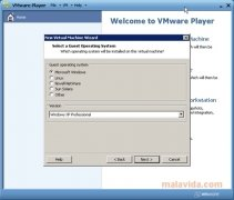 VMware Player bild 4 Thumbnail