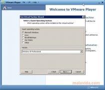 VMware Player imagem 4 Thumbnail