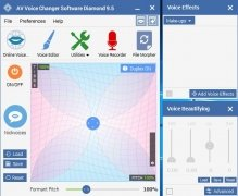 Voice Changer Software Изображение 1 Thumbnail