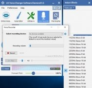 AV Voice Changer Software Diamond imagem 5 Thumbnail