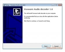 VoxWare MetaSound Audio Codec bild 2 Thumbnail