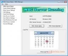 WAC Server imagem 1 Thumbnail