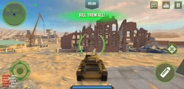 War Machines Tank Shooter Game image 2 Thumbnail