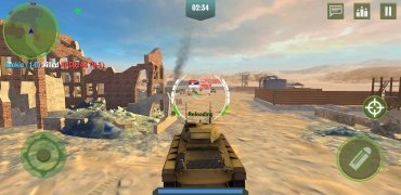 War Machines Tank Shooter Game image 3 Thumbnail