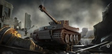 War Machines Tank Shooter Game image 7 Thumbnail