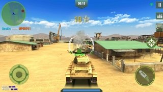 War Machines Tank Shooter Game image 9 Thumbnail