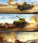 War Machines Tank Shooter Game image 4 Thumbnail