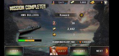 Warship Battle imagen 7 Thumbnail