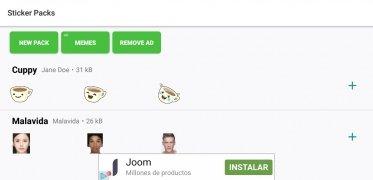 Stickers Creativos para WhatsApp - WAStickerApps imagen 7 Thumbnail