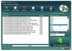 WAV To MP3 image 2 Thumbnail