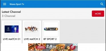 Wawa Sport TV imagen 3 Thumbnail